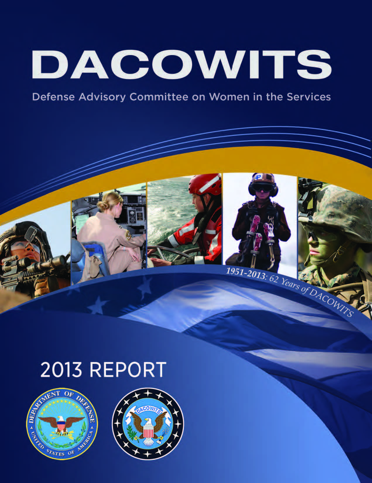 Dacowits 2013 Report